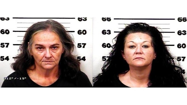 Two Rogersville women arrested on meth charges following traffic stop