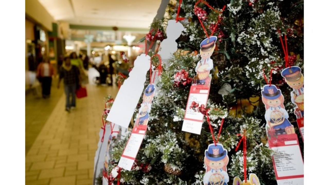 salvation army taking applications for christmas assistance - Salvation Army Christmas Angel