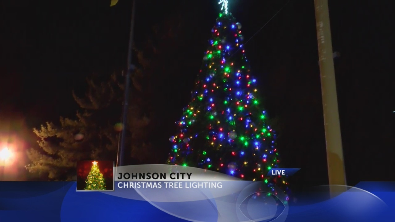 Downtown Johnson City to host several Christmas events this weekend
