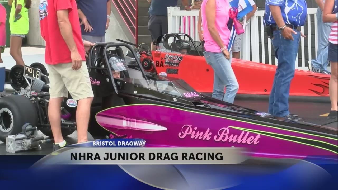 Nhra Summit Jr Drag Racing League Eastern Conference Finals In Bristol