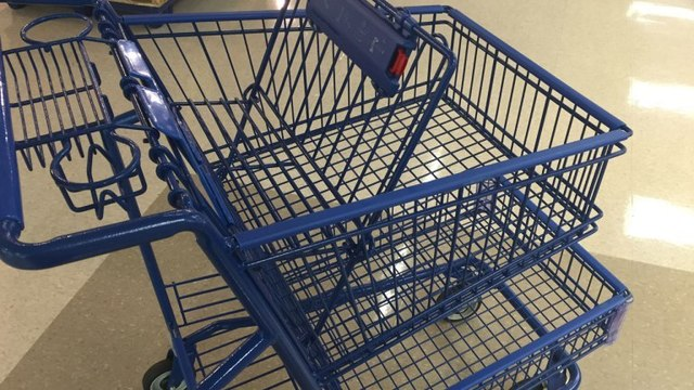 Police apologize for warning about shopping carts and drugs