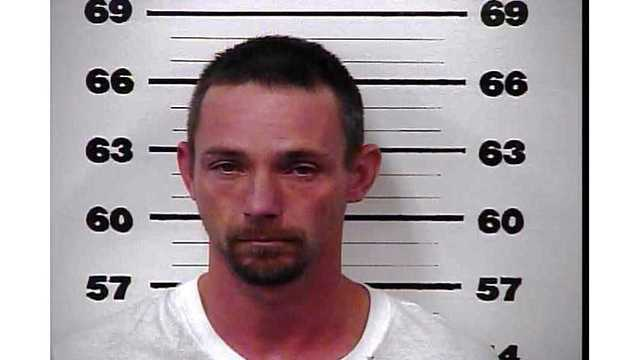 Man arrested after stolen car spotted, high-speed chase in Hawkins County