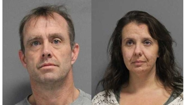 Washington County, Va  deputies arrest two people on multiple drug