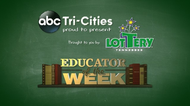 Enter your teacher for Educator of the Week