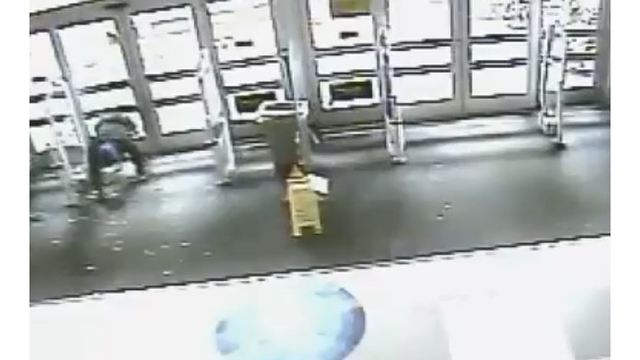 VIDEO 150K In Jewelry Taken Kingsport Kmart Heist