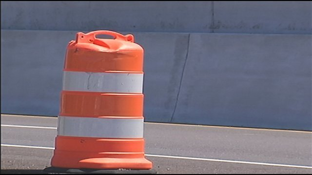 Traffic jams on I-40 likely as weekend roadwork continues
