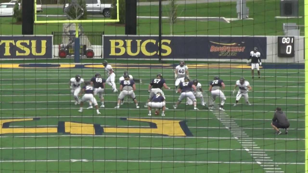 RAW: Video of play reviewed by ETSU in probe of Coach Sanders