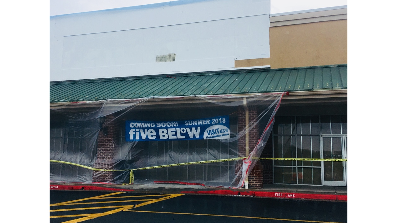 New Store Coming To Johnson City Shopping Center