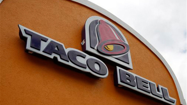 Everyone gets free Taco Bell today
