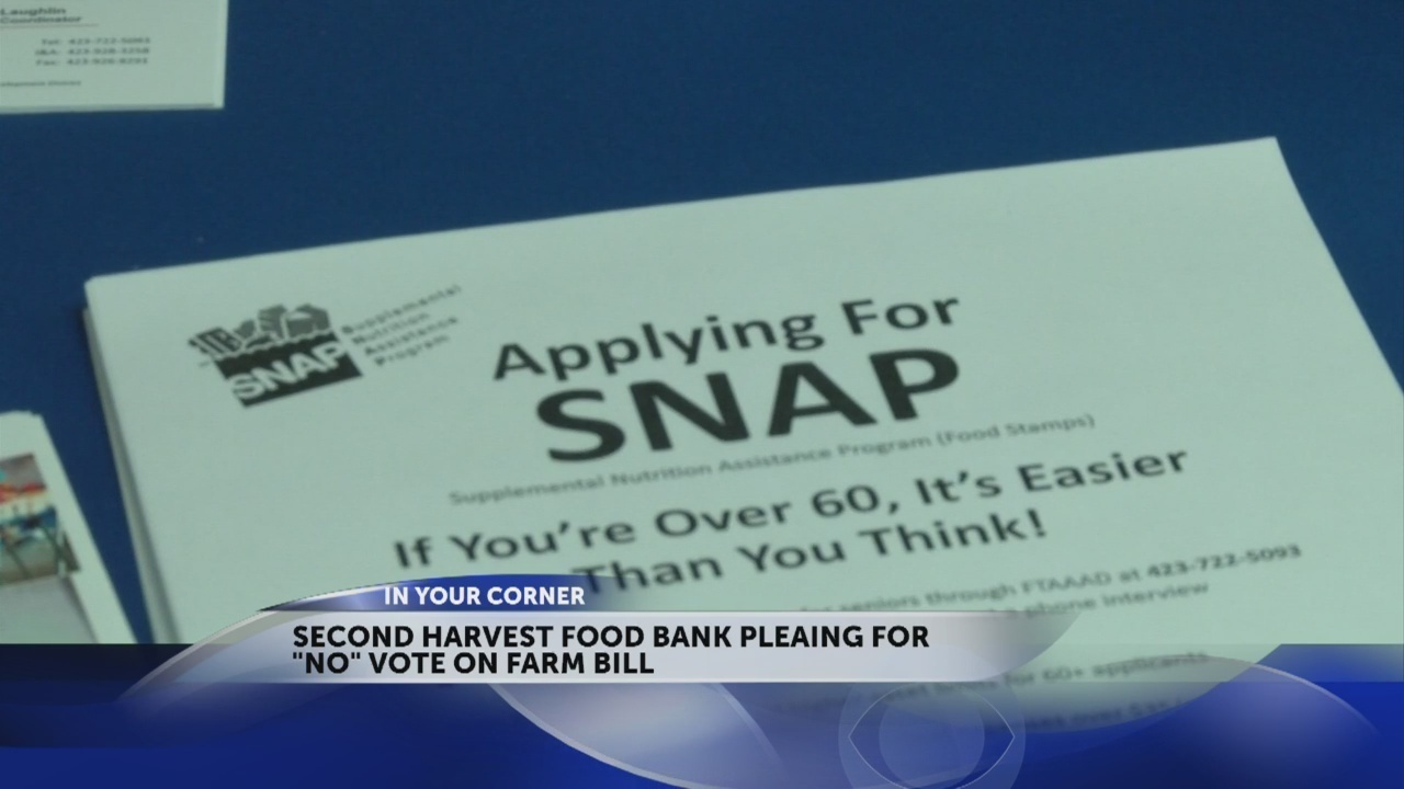 Second harvest trying to stop farm bill from adding work second harvest trying to stop farm bill from adding work requirements for snap benefits reheart Image collections