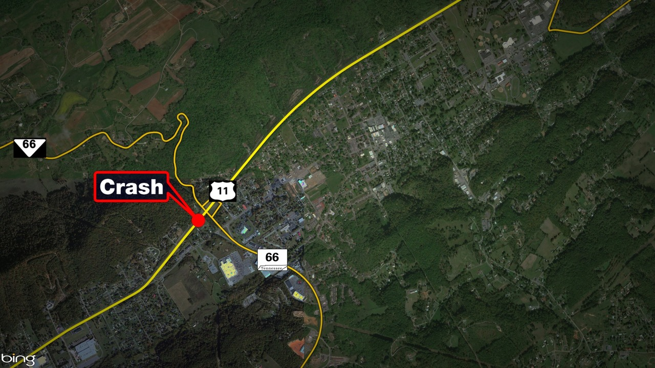 UPDATE: THP says 3 killed, several others injured in Rogersville crash - WJHL