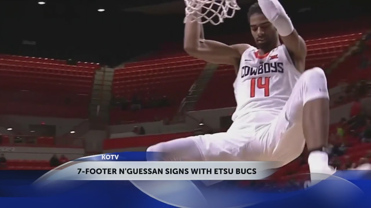 ETSU head coach Steve Forbes announces addition of 7-footer