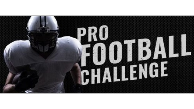 Join the team and take our Pro Football Challenge