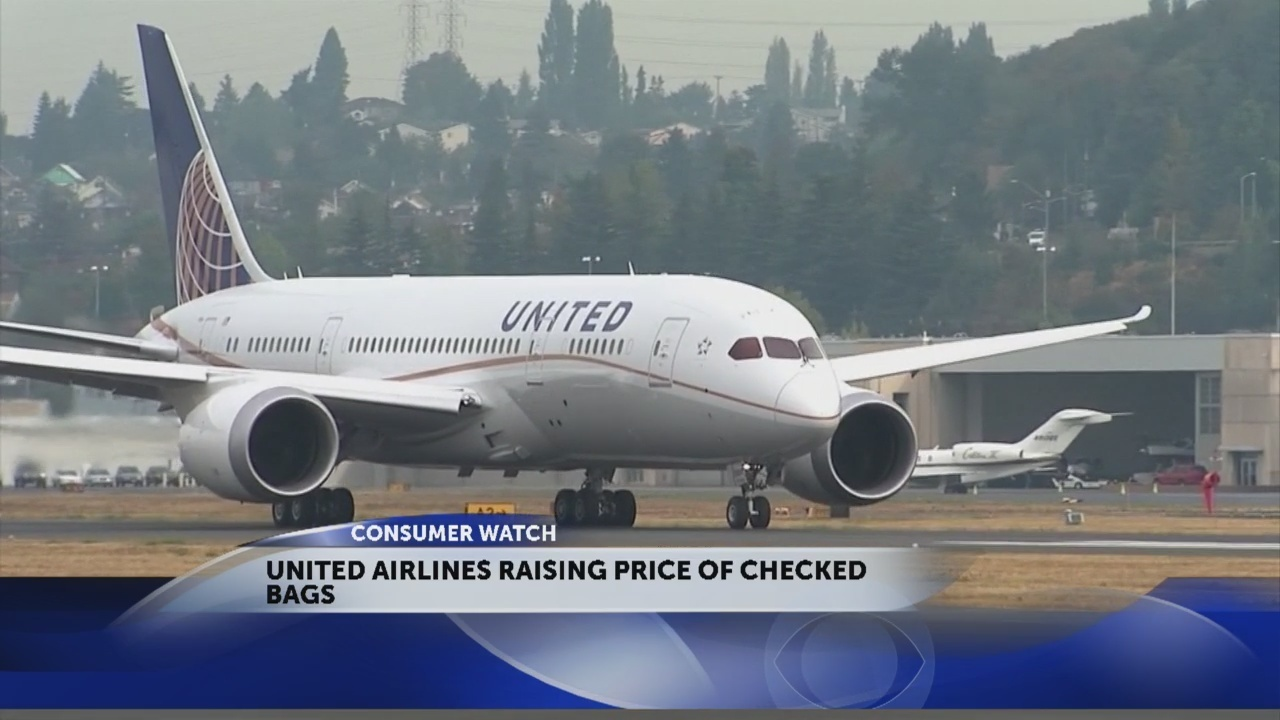 48d147ae60a9 United Airlines is raising baggage fees