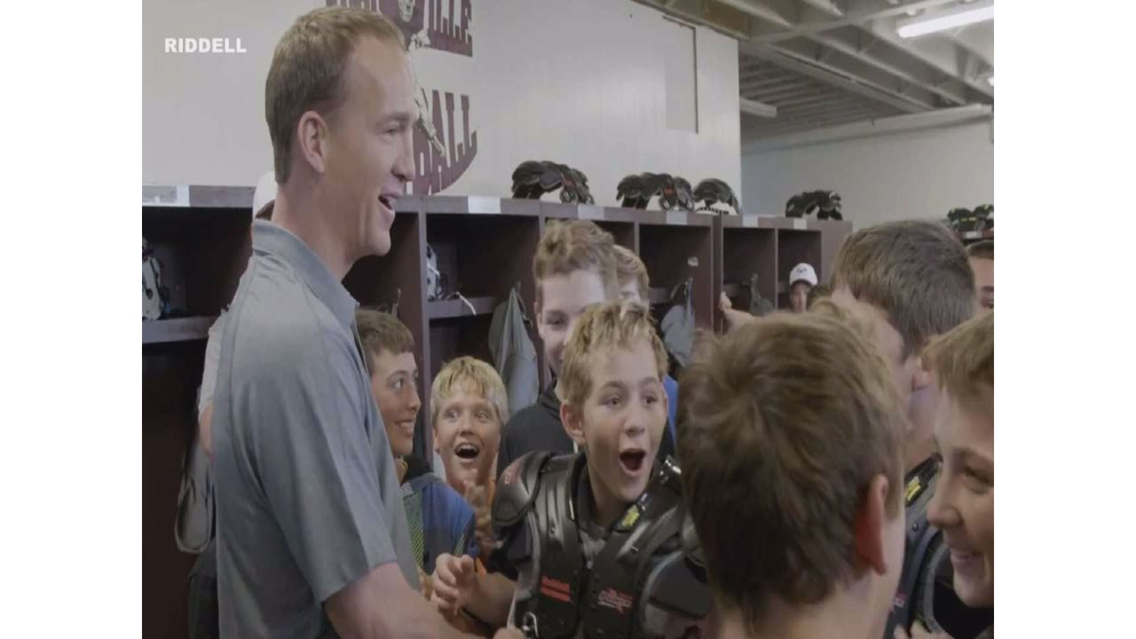 Watch peyton manning surprises rogersville middle school for Heritage motors rogersville tn
