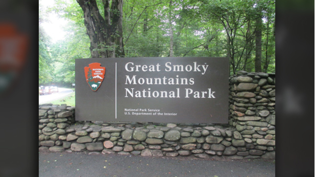 Great Smoky Mountains National Park affected by severe weather
