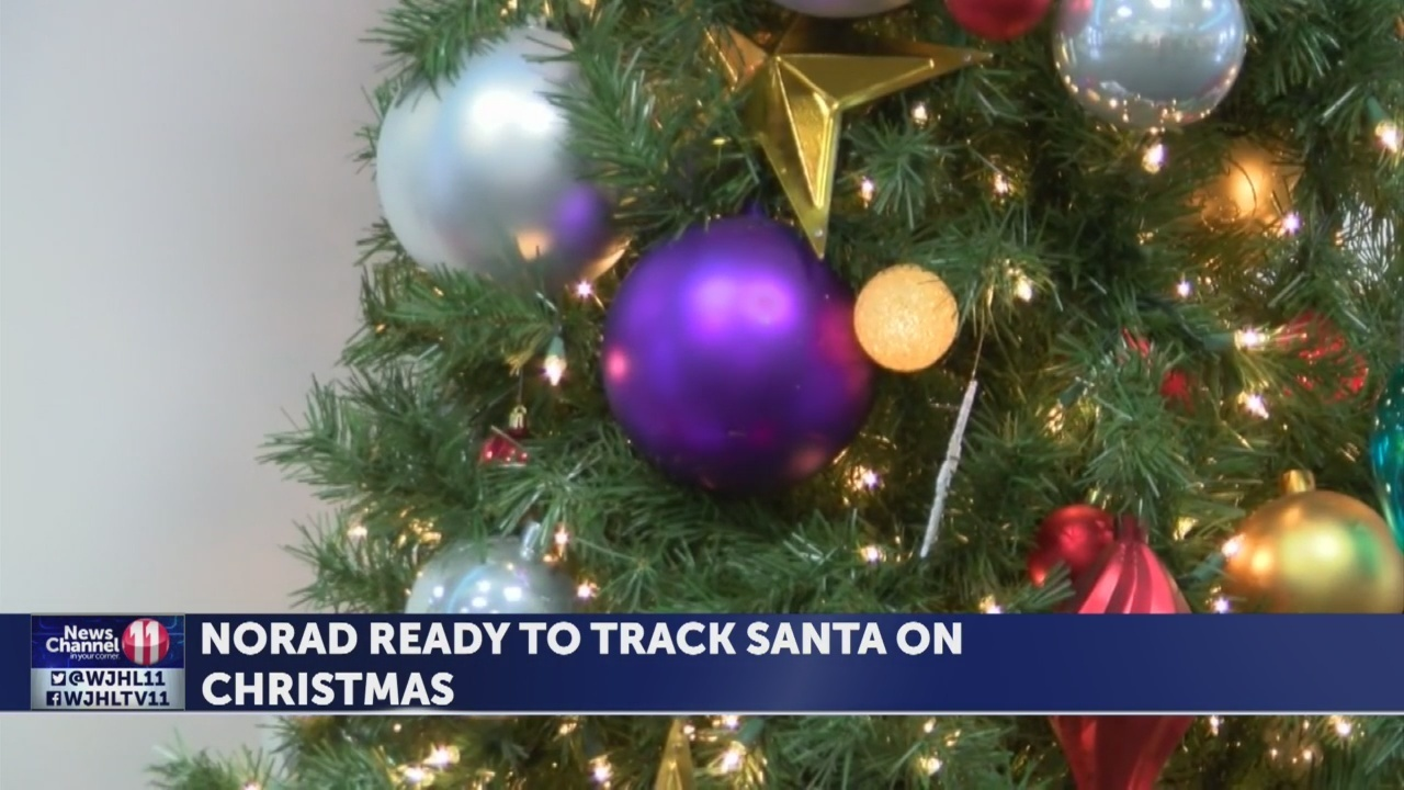 NORAD Santa tracker is now live with a brand new update