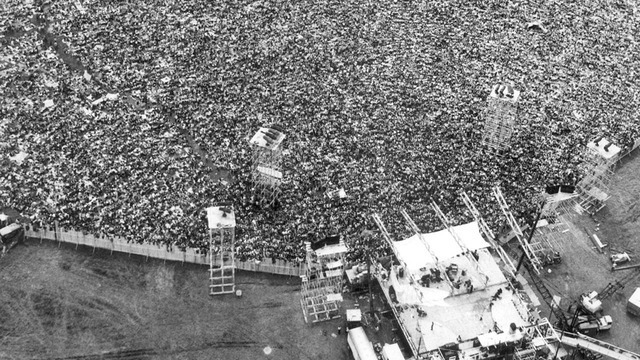 Woodstock site to host 50th anniversary concert Aug. 2019