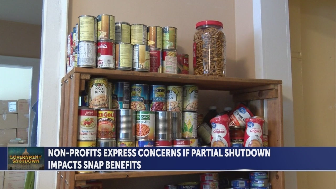 Partial Government Shutdown Could Impact Thousands Of SNAP Recipients In Northeast Tennessee