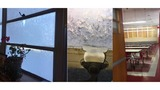 Ice on inside of windows sparks concern from Marion High School parents