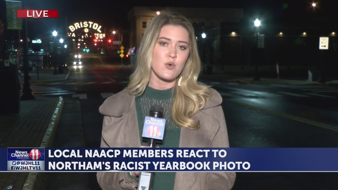 Local NAACP chapter responds to Gov  Northam remarks