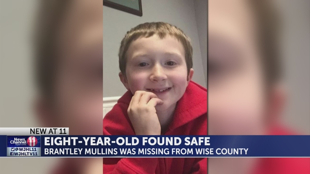Missing Wise County 8-year-old found safe