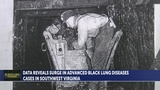 Advanced black lung cases surge in Southwest Virginia, clinics say