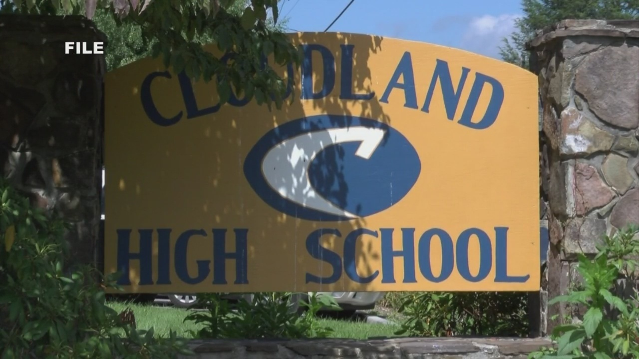 Cloudland schools under lockdown due to 'situation' at local market