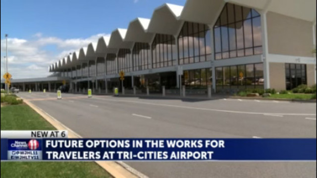 Tri-Cities Airport officials working to expand services