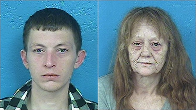 Mother, son charged with trying to smuggle drugs into Sullivan County jail inside television