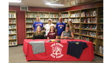 Twin Springs softball player Chenoa Dean has signed a N-L-I with Southwest Virginia CC